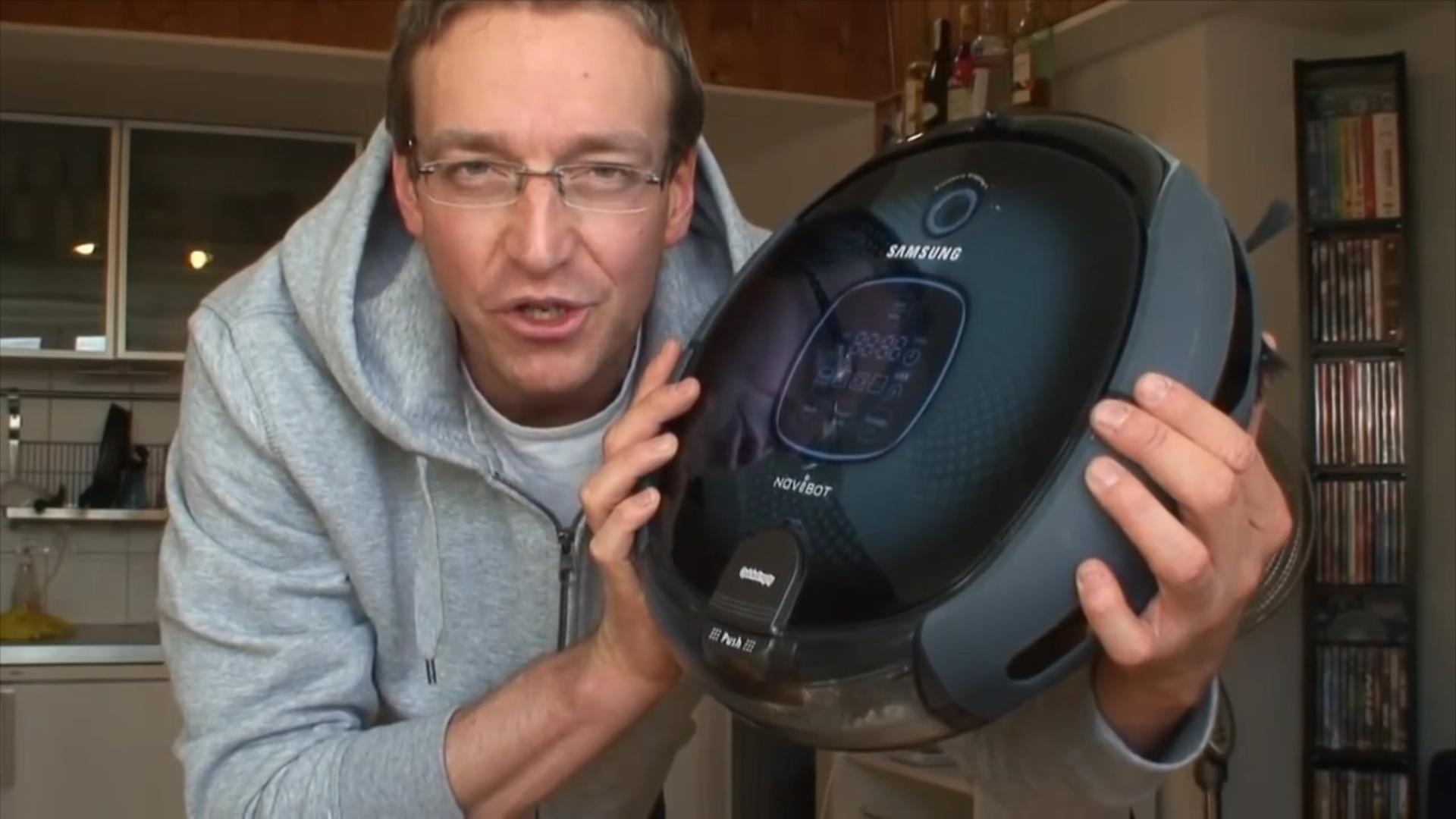 So saugt man heute: ein Roboter-Staubsauger im Praxistest