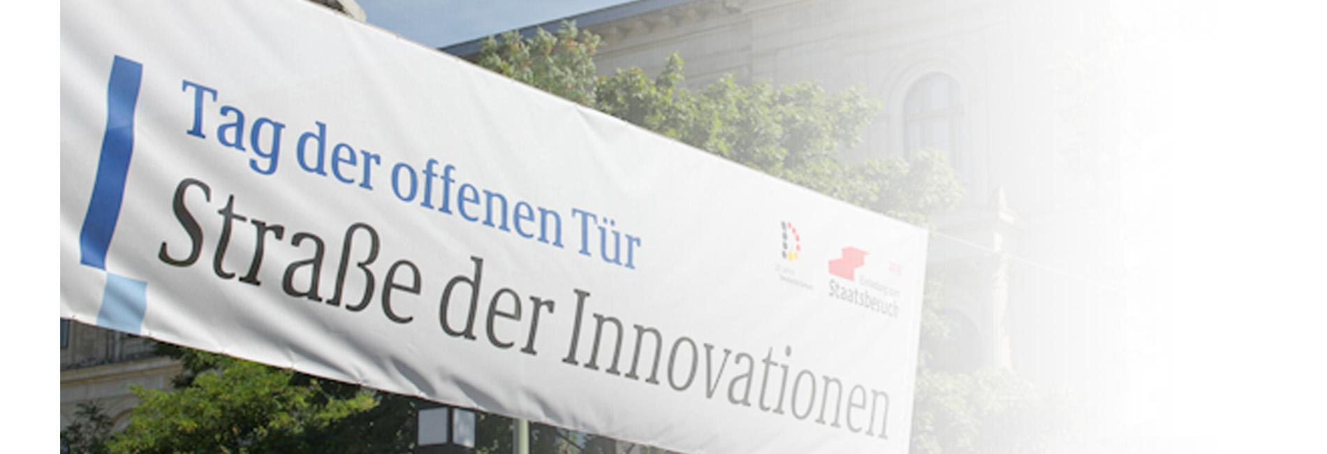 Trends, Innovationen & jede Menge Zukunft: der Tag der offenen Tür