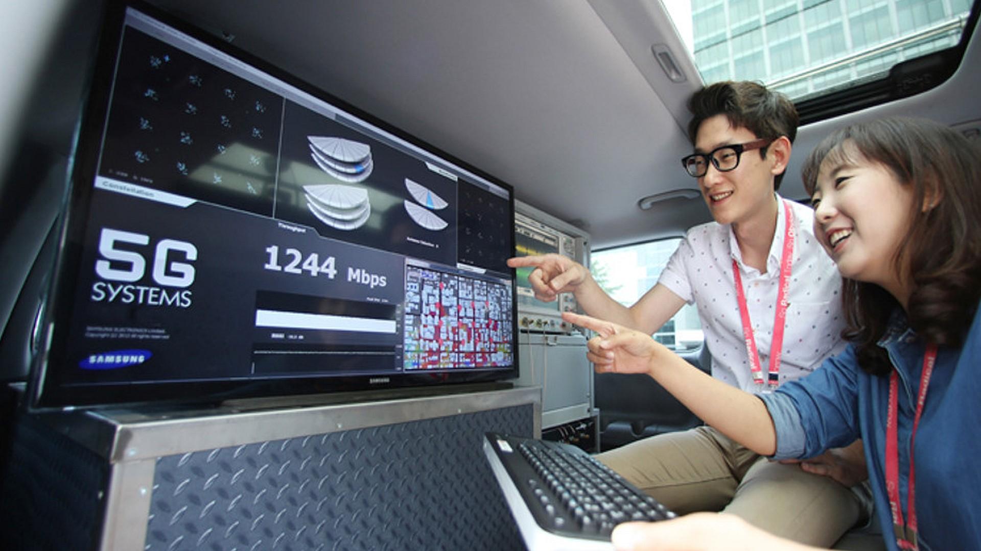 5G kommt: das Mobilfunknetz der Zukunft
