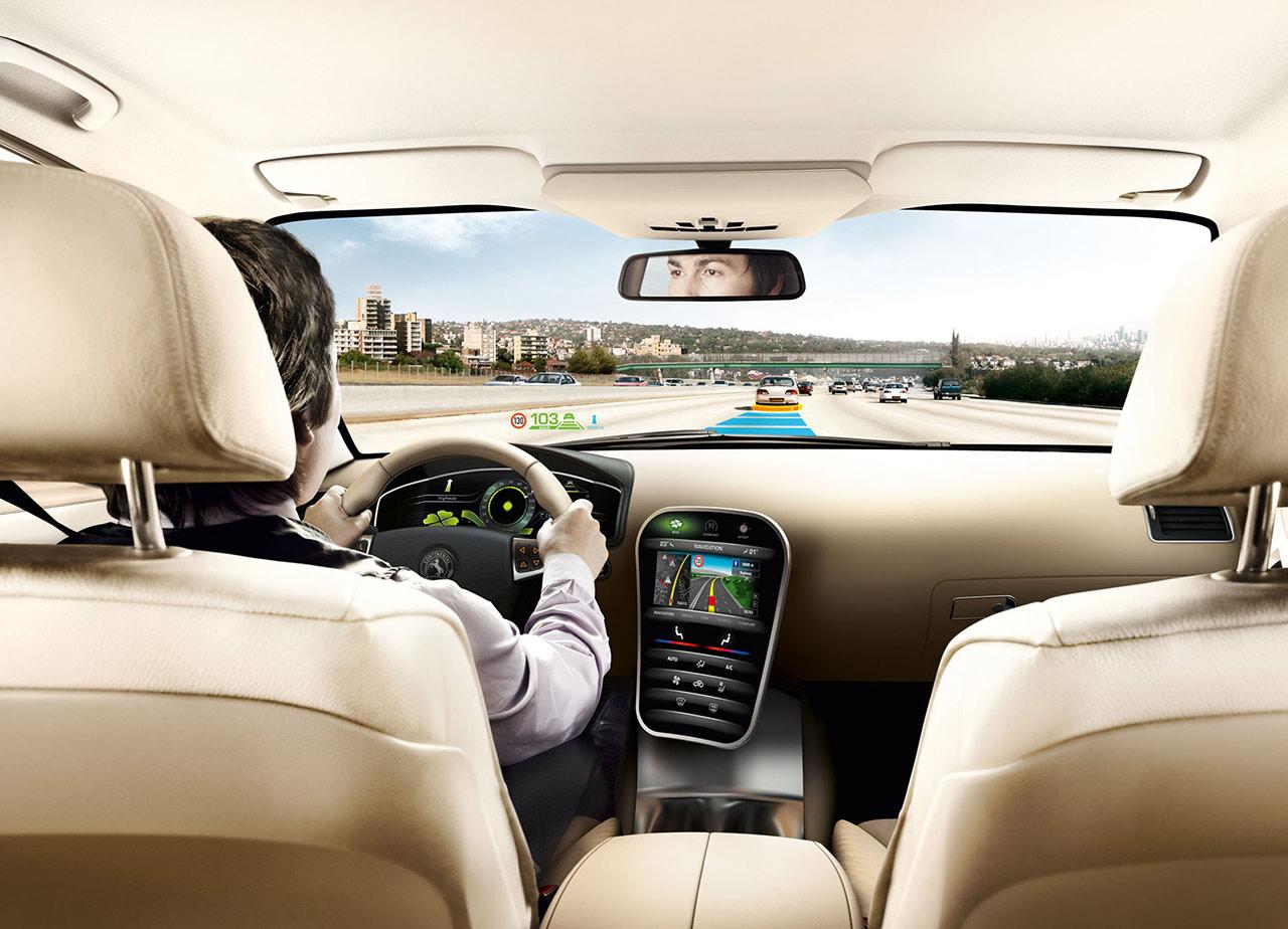 Automobile Trends von der CES
