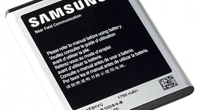 Samsung will Energiedichte von Lithium-Ionen-Akkus fast verdoppeln