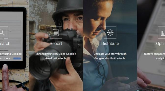 Google News Lab: Datengetriebener Journalismus soll Nachrichten verbessern