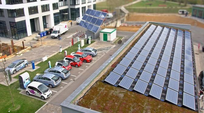 Landleben 2.0: Von intelligenten Mobilitätskonzepten bis zu autarken Energiedörfern