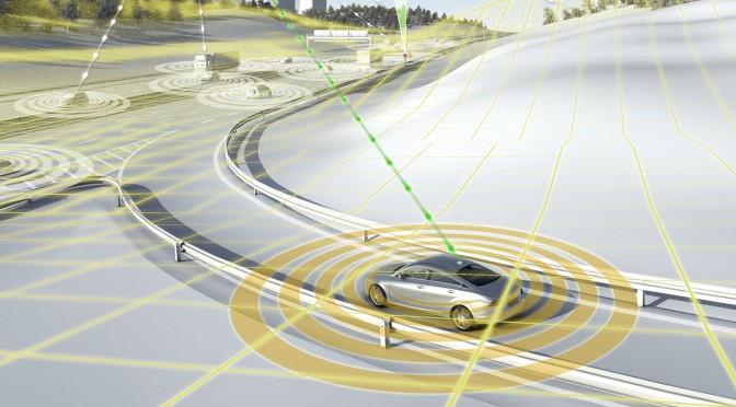 Das selbstfahrende Auto als Datenkrake?