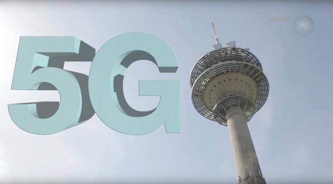 Erster Ausblick auf die fünfte Mobilfunkgeneration