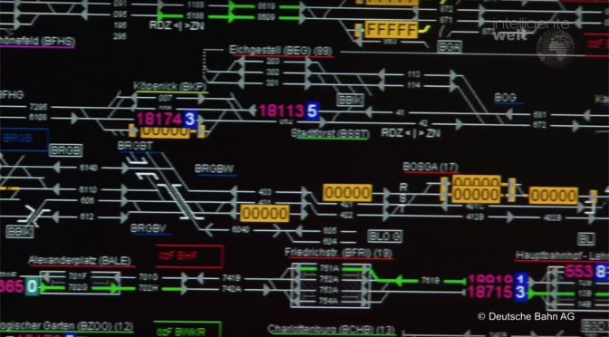 Die Logistikkette wird multimodal