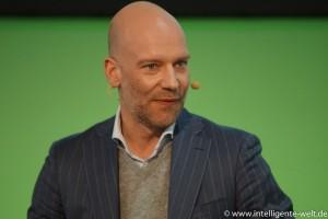 Dr. Tom Kirschbaum, Geschäftsführer des Berliner Startups ally