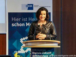 Digitale Zukunft Mittelstand Dorothee Bär