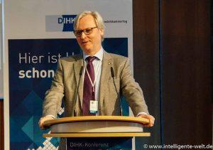 Digitale Zukunft Mittelstand Martin Wansleben
