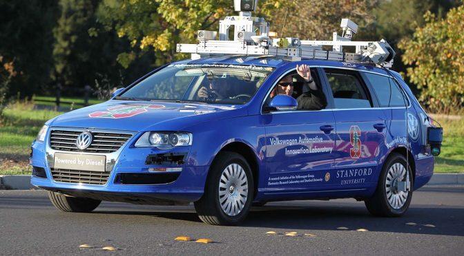 Forschung fürs autonome Fahren: Software macht Sensoren besser