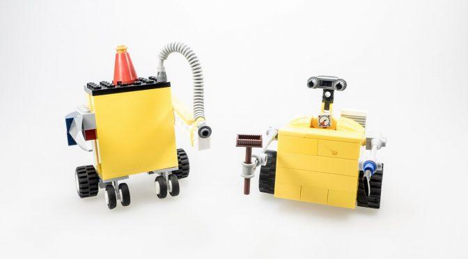 Autonome Transportsysteme / Legotransporter