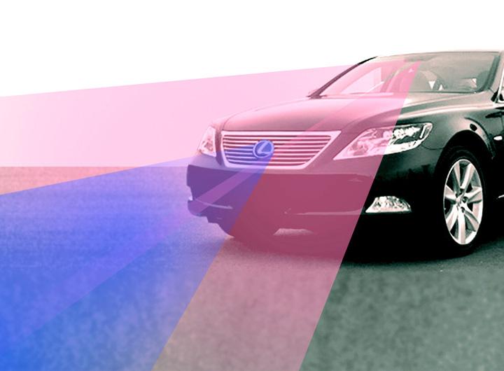 "Das Kollisions-Warnsystem von Lexus kombiniert beispielsweise Stereo-Kamera- und Radar-Sensoren. (C) Tim Wang, <a href=""http://creativecommons.org/licenses/by/2.0/"">CC BY-SA 2.0</a>"