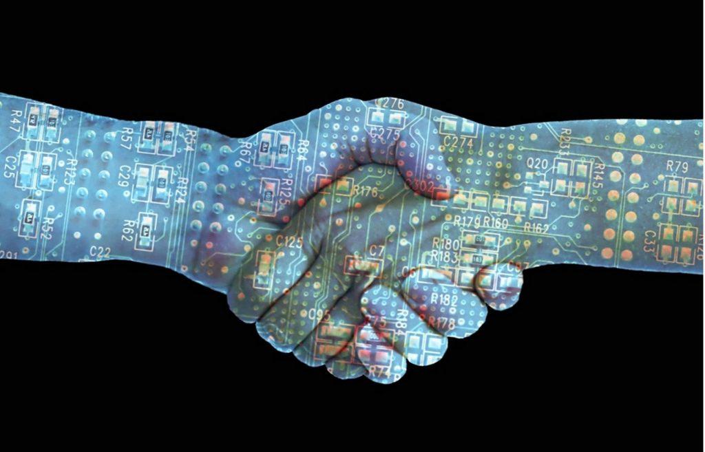 Blockchain ist eine Technologie, die durch Krypto-Algorithmen digitales Vertrauen schaffen will.