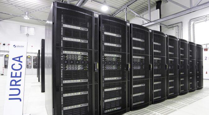 Brain Race auf Hochtouren: Supercomputer simulieren das menschliche Gehirn