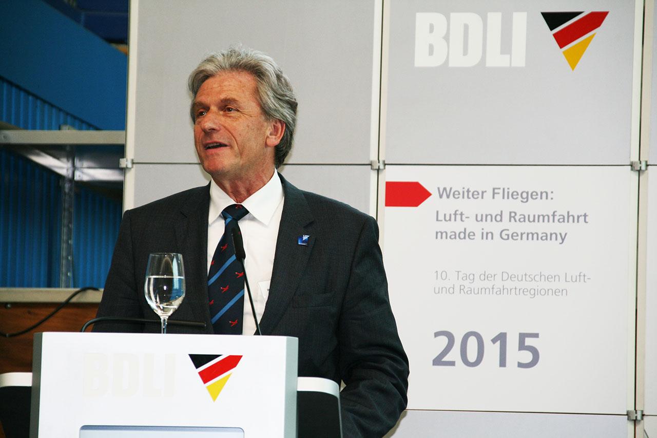 Professor Dr.-Ing. Rolf-Jürgen Ahlers, (C) Landesverband der Baden-Württembergischen Industrie e.V. LVI