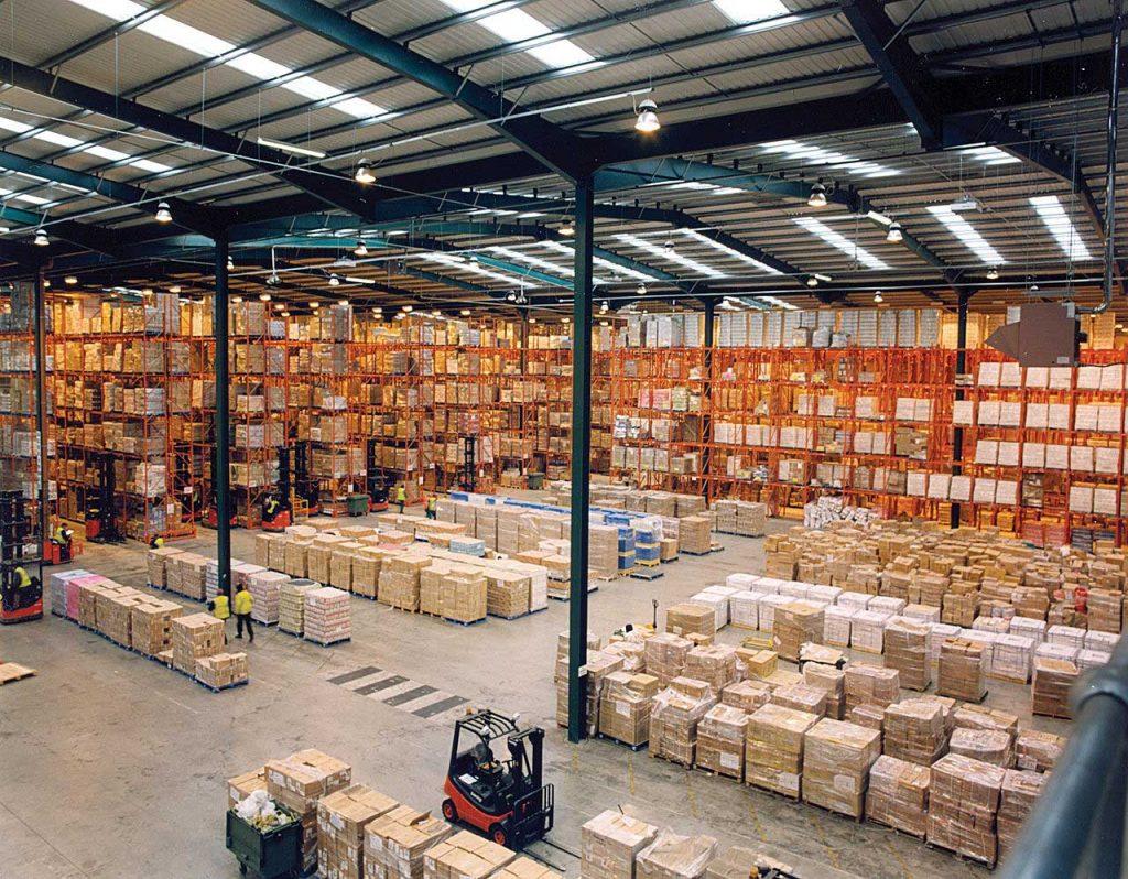 Logistik 4.0 – Smart Data und Big Data verändern die Logistikbranche. Foto: Axisadman - Eigenes Werk; CC BY-SA 3.0