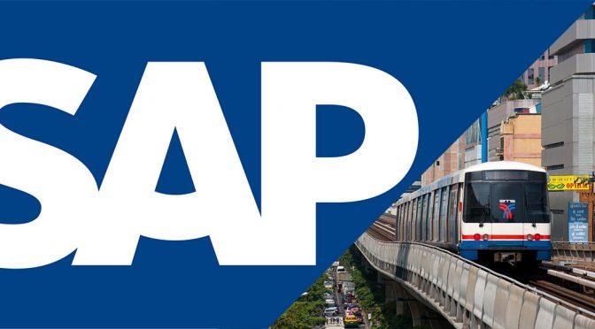 SAP und Open Data machen den öffentlichen Verkehr individueller und flexibler
