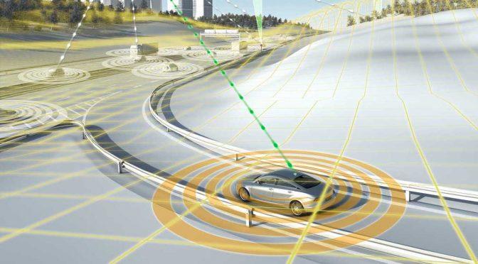 Forschung fürs autonome Fahren: Auto-Daten in der Cloud