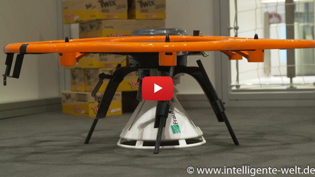 Drohnen und Roboter bei Fraunhofer