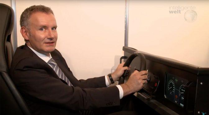 Diesen Nutzen bringt ein Simulator für hochautomatisiertes Fahren