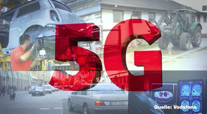 Mit großen Schritten in Richtung 5G