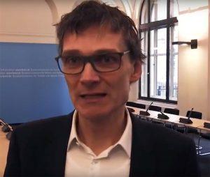 Alexander Lautz, Senior Vice President 5G bei der Deutschen Telekom