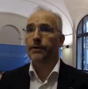 Klaus Bauer, Head of Basic Technology Development, Trumpf Werkzeugmaschinen