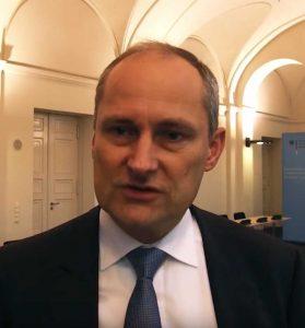 Ulrich Rehfueß, Head of Spectrum Policy bei Nokia Networks