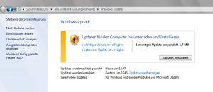 Große Updates von Windows und anderen Microsoft-Anwendungen können zu Geschwindigkeitsproblemen im Netzwerk führen.
