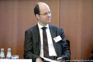 Prof. Dr. Christian Czychowski, Veranstaltung Datenökonomie DIHK / Foto: Jens Schicke