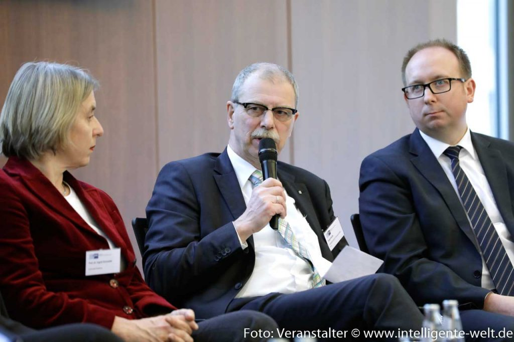 Dipl.-Ing. Frank Knafla, Veranstaltung Datenökonomie DIHK / Foto: Jens Schicke