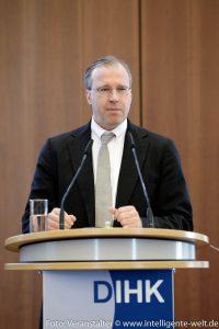 Vortrag Prof. Dr. Stephan Wernicke, Veranstaltung Datenökonomie DIHK / Wem gehören die Daten?