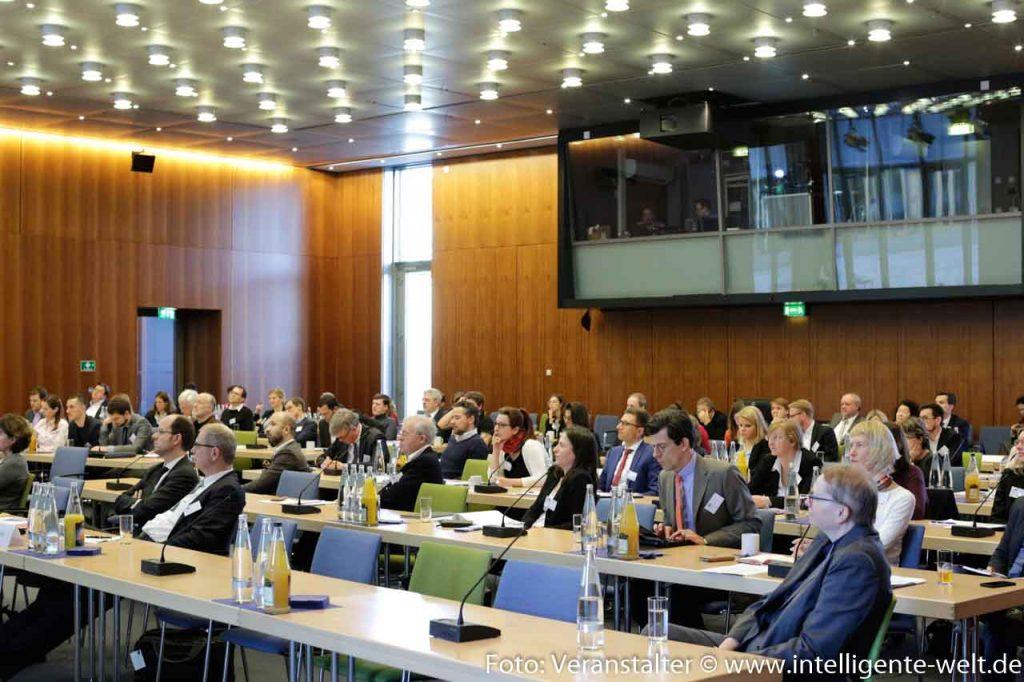 Teilnehmer Veranstaltung Datenökonomie DIHK / Foto: Jens Schicke