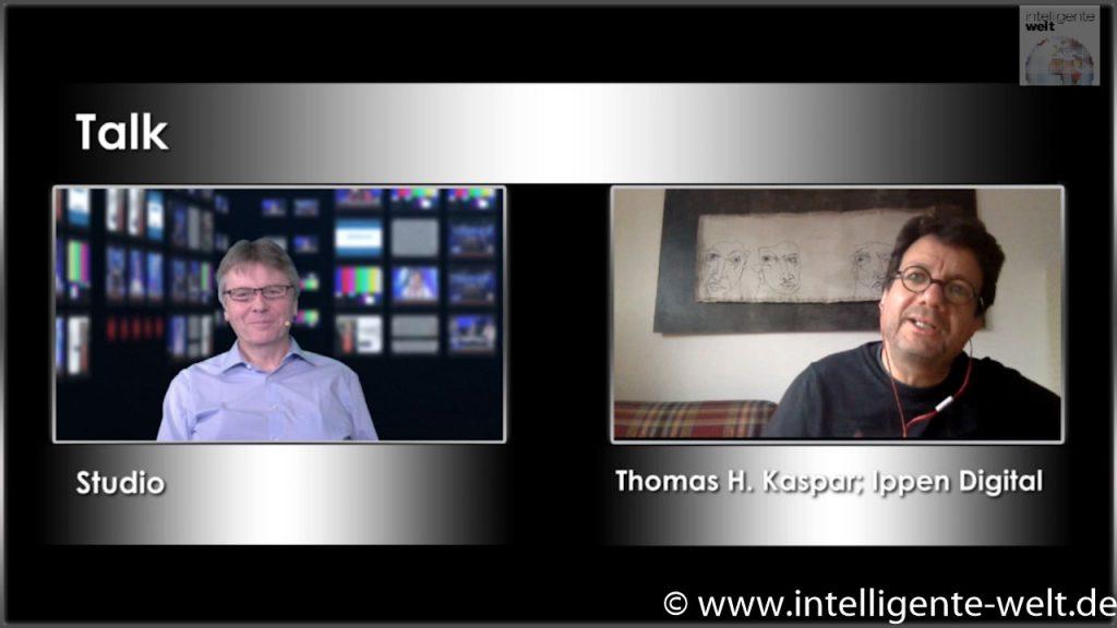 09:59 - Digitalmagazin: Seiten versus Facebook - Thomas Kaspar