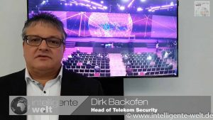 Dirk Backofen, Telekom - Digitalmagazin - Handy - Cybersecurity