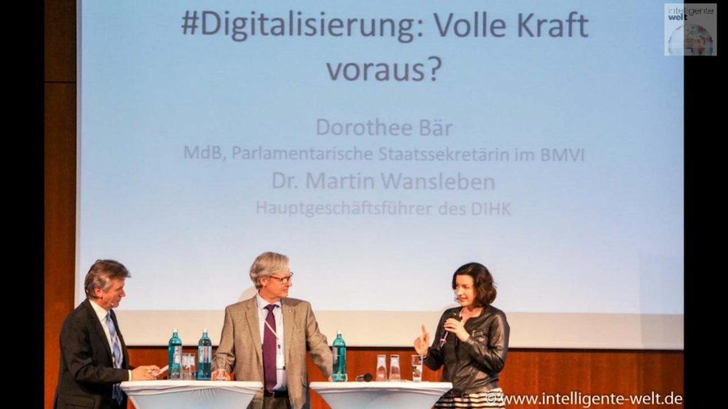 09:59 - Digitalmagazin - Dorothee Bär - Staatsministerin für Digitalisierung