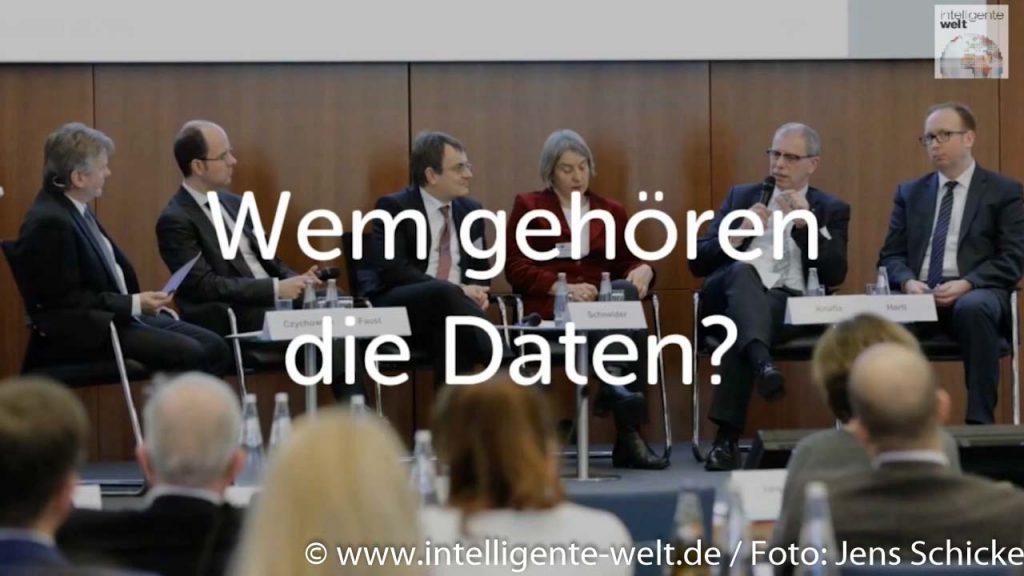 09:59 - Digitalmagazin: Experten Datenökonomie