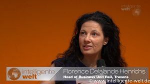 Florence Delalande - Talk: Transparenz in der Supply Chain
