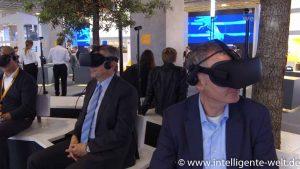 Virtual Reality Präsentation Conti BEE