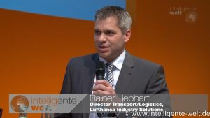 Rainer Liebhart - Talk: Transparenz in der Supply Chain