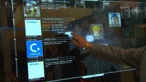 DIe BIM-Software von SAP gibt einen Überblick über alle Maschinen und die anstehenden Aufgaben.