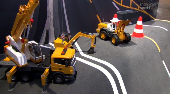 Bauen 4.0: Digitalisierung am Bau