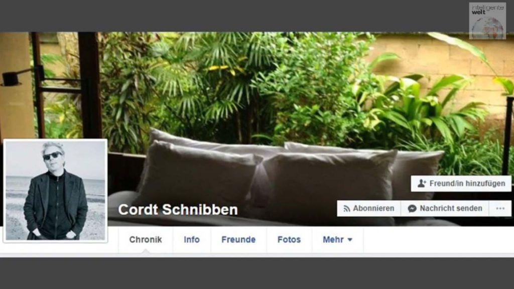 Cordt Schnibben auf Facebook