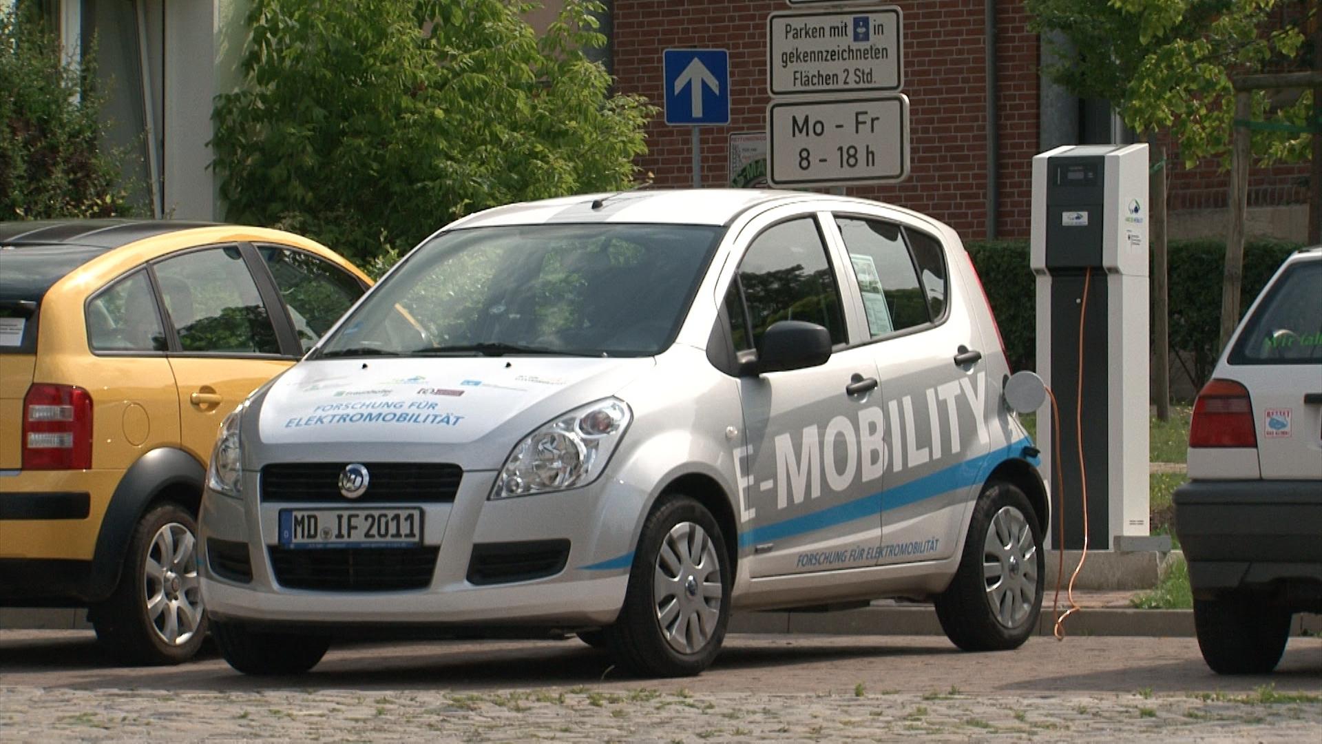 Effiziente Elektromobilität durch eine Leitzentrale