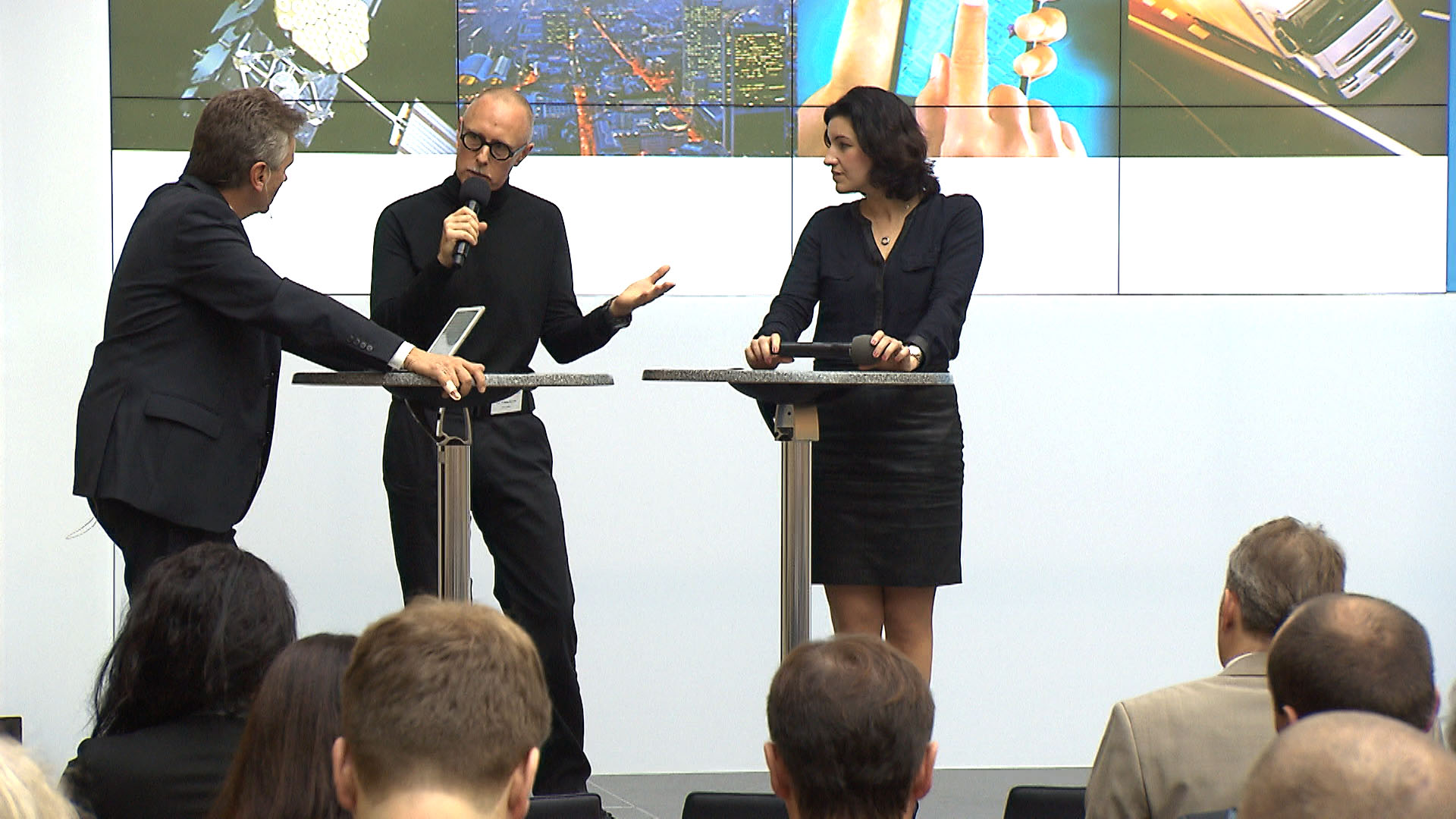 Dorothee Bär & Prof. Wolfgang Henseler: Der digitale Graben – und wie man ihn schließen kann