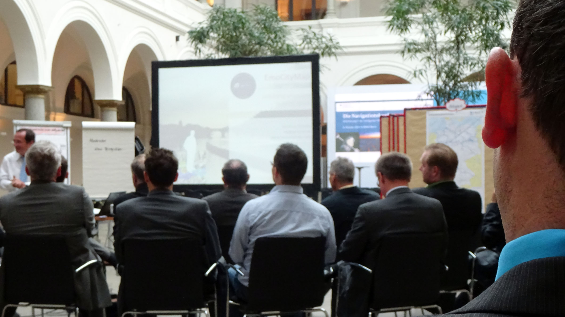 Intelligente Wege in die Zukunft: Die Navigationskonferenz 2014