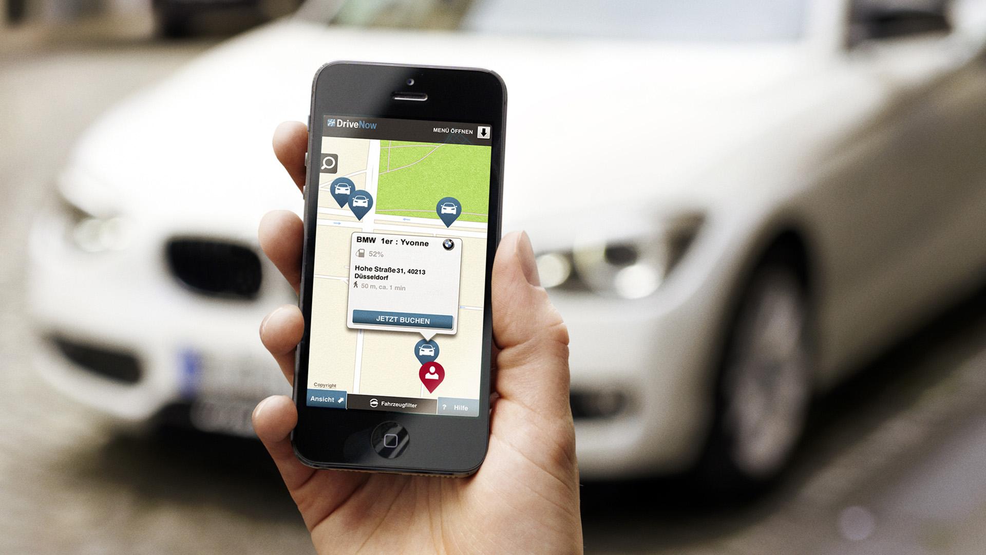 Die neue Ökonomie des Teilens: Carsharing