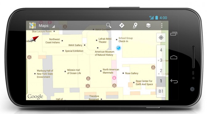 Wenn GPS versagt – Indoor-Navigation