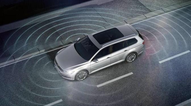 Vorausschauender als der Fahrer: Kameras machen Fahrzeuge sicherer