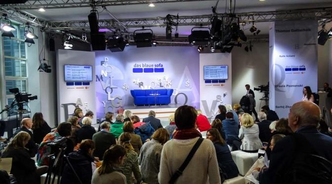 Liveblog: Buchmesse 2015 Tag 1